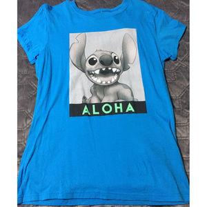 Lilo & Stitch Aloha Women's Tee Disney